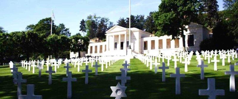 Suresnes Us cimetière