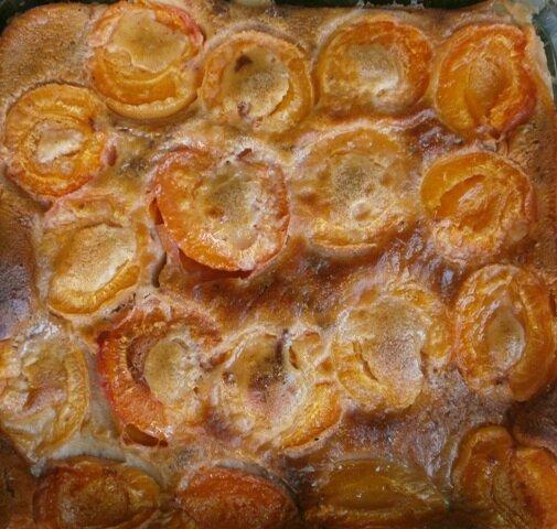clafoutis abricots, saveurs noisettes (2)