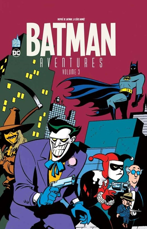 urban kids batman aventures 03