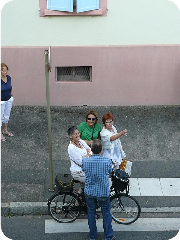 Quartier Drouot - Spectacle de rue Tleta25