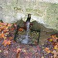 30 Arrivée d'eau du Lavoir