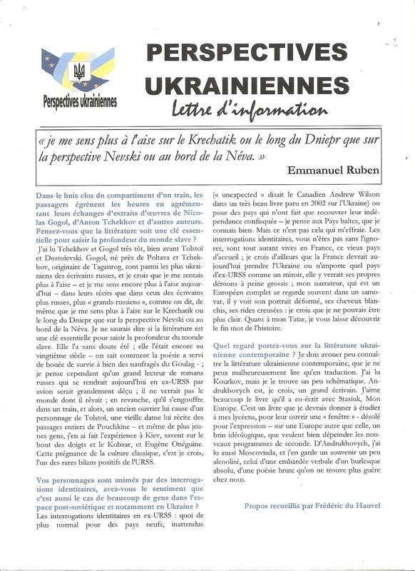 perspectives ukr 2