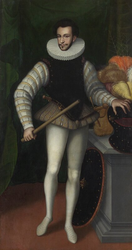 Francois Anjou, KHM