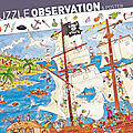 Puzzle observation pirates [jeu]
