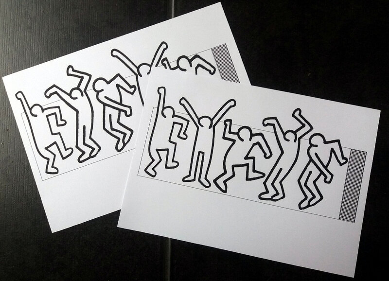 343-Couronnes-Couronne Keith Haring (2)
