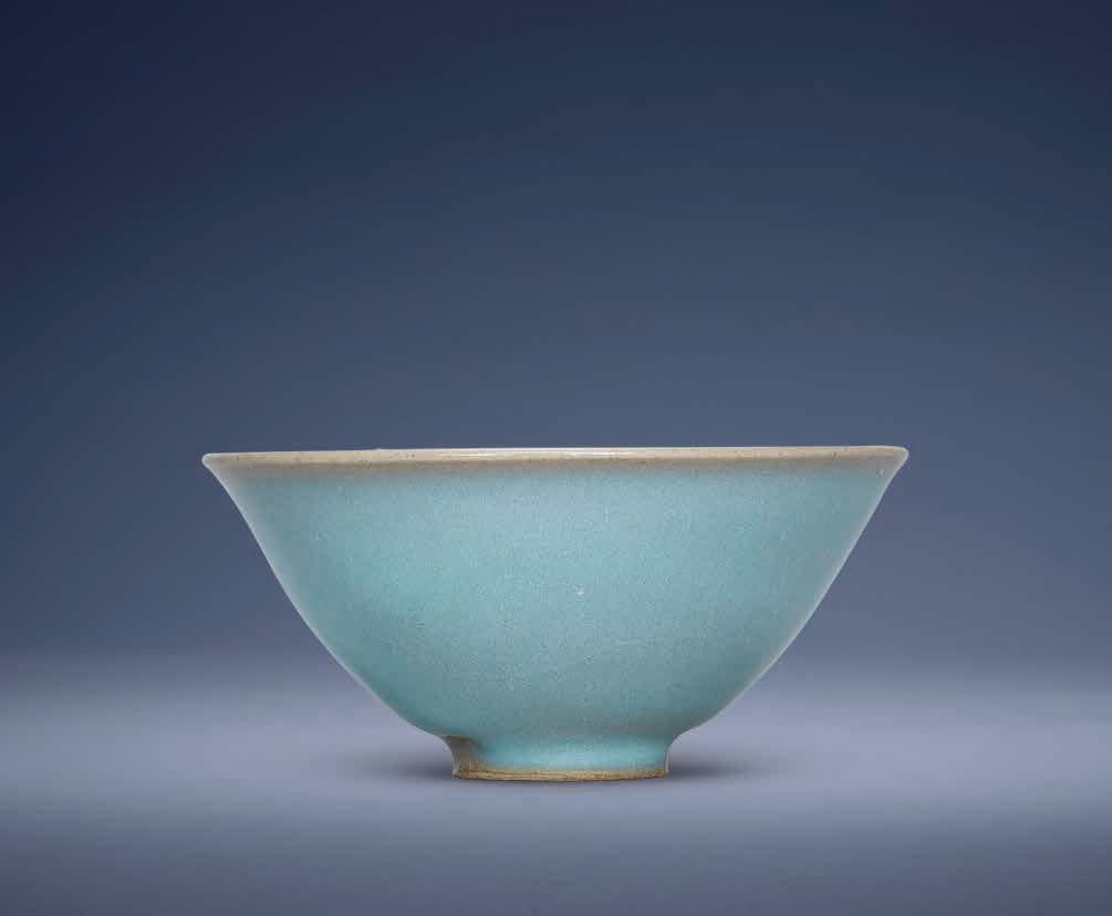 A small Jun-glazed bowl, Song-Yuan dynasty (960-1368)