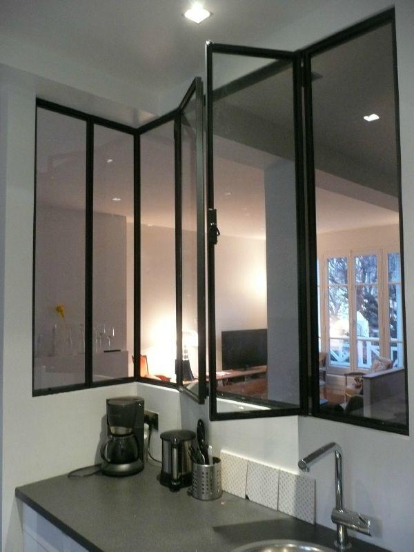 fen tre d 39 atelier en l deux ouvrants capucine cassaigne. Black Bedroom Furniture Sets. Home Design Ideas