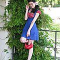 Rockababy: la robe rétro rockabilly