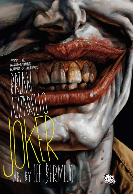 DC Comics : Joker by Azzarello & Bermejo