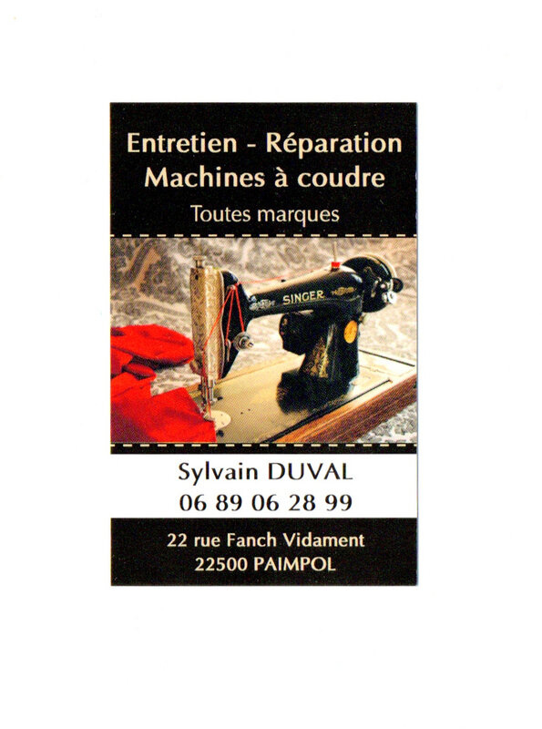réparateur machine