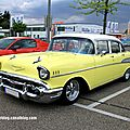 Chevrolet bel-air 4doors (rencard burger king mai 2012)
