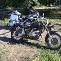 la moto de Volek