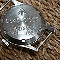 omega raf fat arrow 53 back