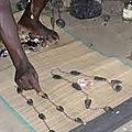 Le fa, géomancie divinatoire du golfe du bénin maître hounsi