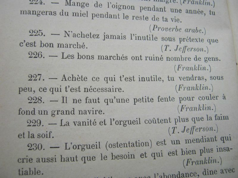 citations édifiantes