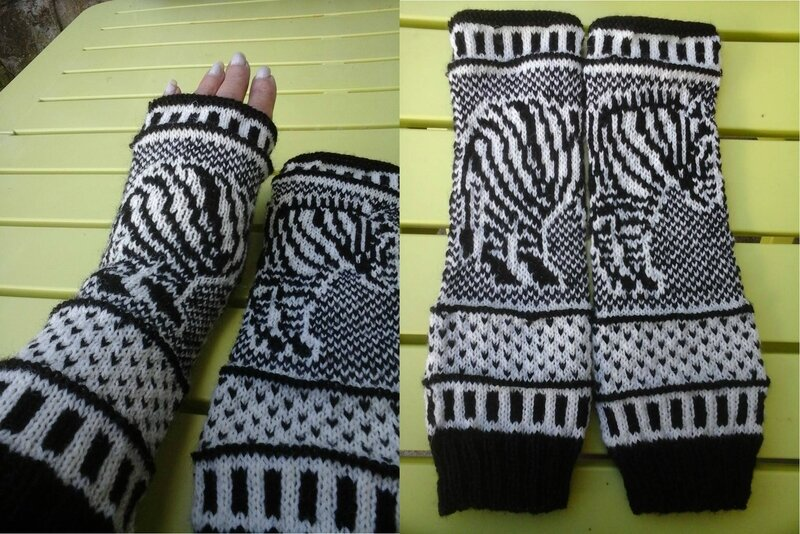 zebra mittens1