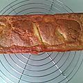 Cake aux poires grand-mere