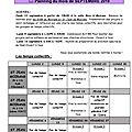 Plannings de st jean de moirans (septembre - octobre)