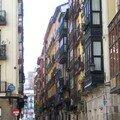Bilbao-ruelle Casco Viejo