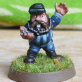 Nain arbitre blood bowl terminé