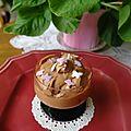 Mousse au chocolat( adaptée au thermomix) sans oeuf sans beurre sans sucre