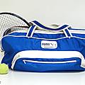 Vintage ... grand sac de sport puma