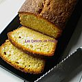 Cake tout simple au beurre noisette