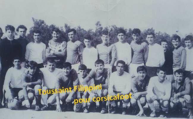 012 1063 - MEP - Filippini Toussaint - Claude Papi - Ses débuts à 1967