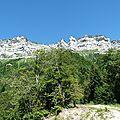 02 - pas de rocheplane - chartreuse - juillet 2011