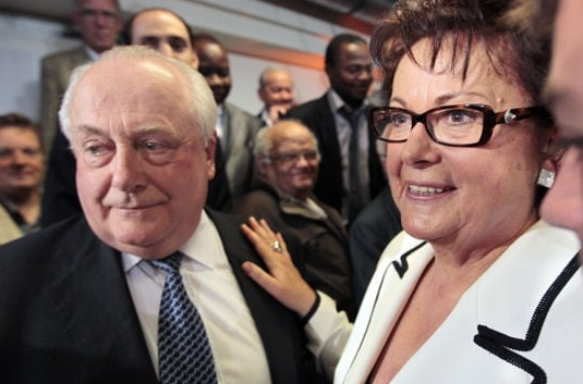 christine et louis BOUTIN PHOTO L INTERNAUTE