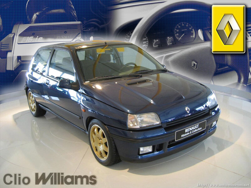 renault la french touch palmares clio williams 2