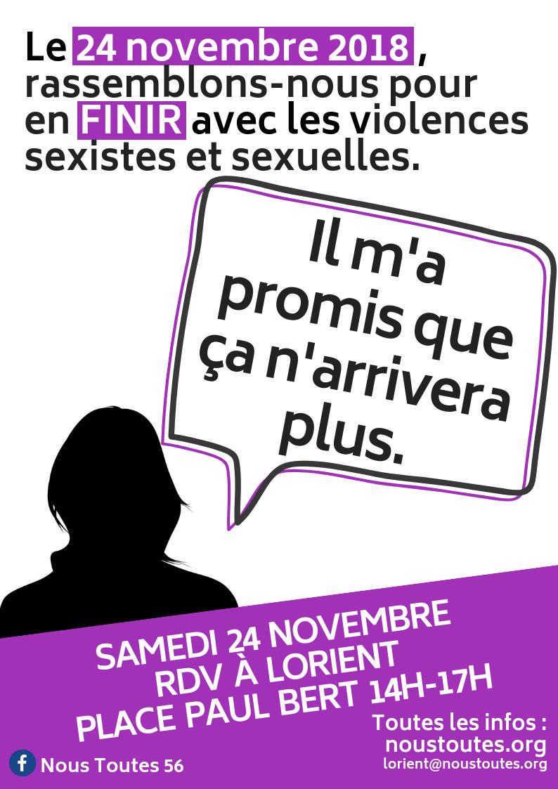 STOP AUX VIOENCES FAITES AUX FEMMES
