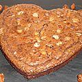 Brownie au nutella® et aux chouchou