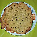 Un cookie geant...