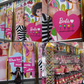 Barbie at dylan's candy bar