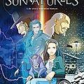 Surnaturels, tome 1, un choix tellement humain, écrit par arnaud dollen et illustré par jérôme alquié