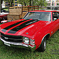 Chevrolet chevelle ss hardtop coupe-1971