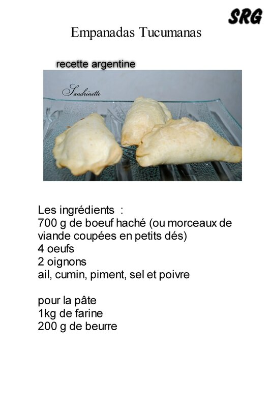 Empanadas Tucumanas (page 1)