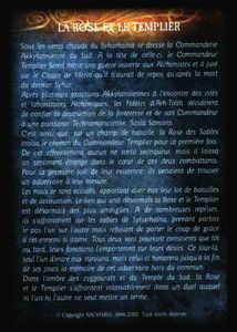 Sered - la_rose_et_le_templier