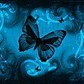 Les papillons bleus : saison i, livre i.