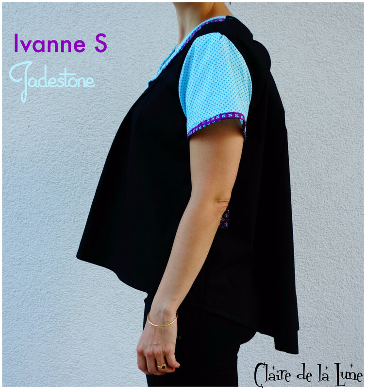 Projet couture 11 Jadestone Ivanne S 4