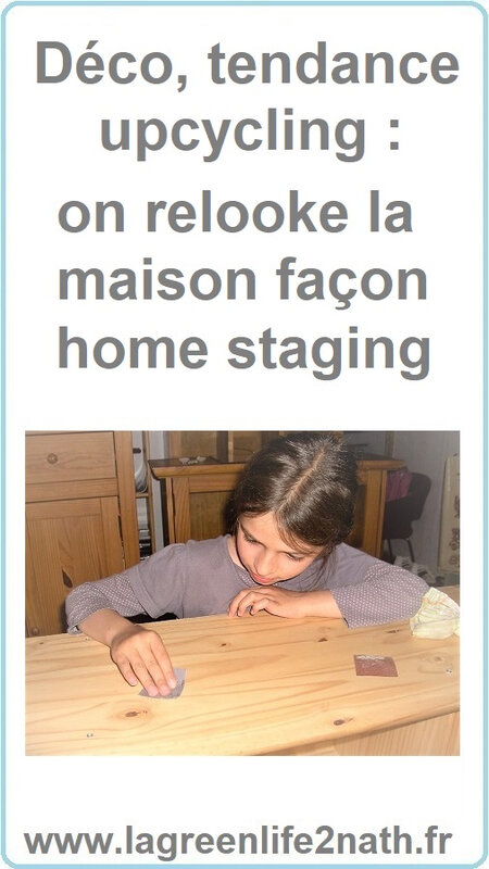 Déco, tendance upcycling on relooke la maison façon home staging