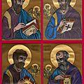 Les 4 evangélistes