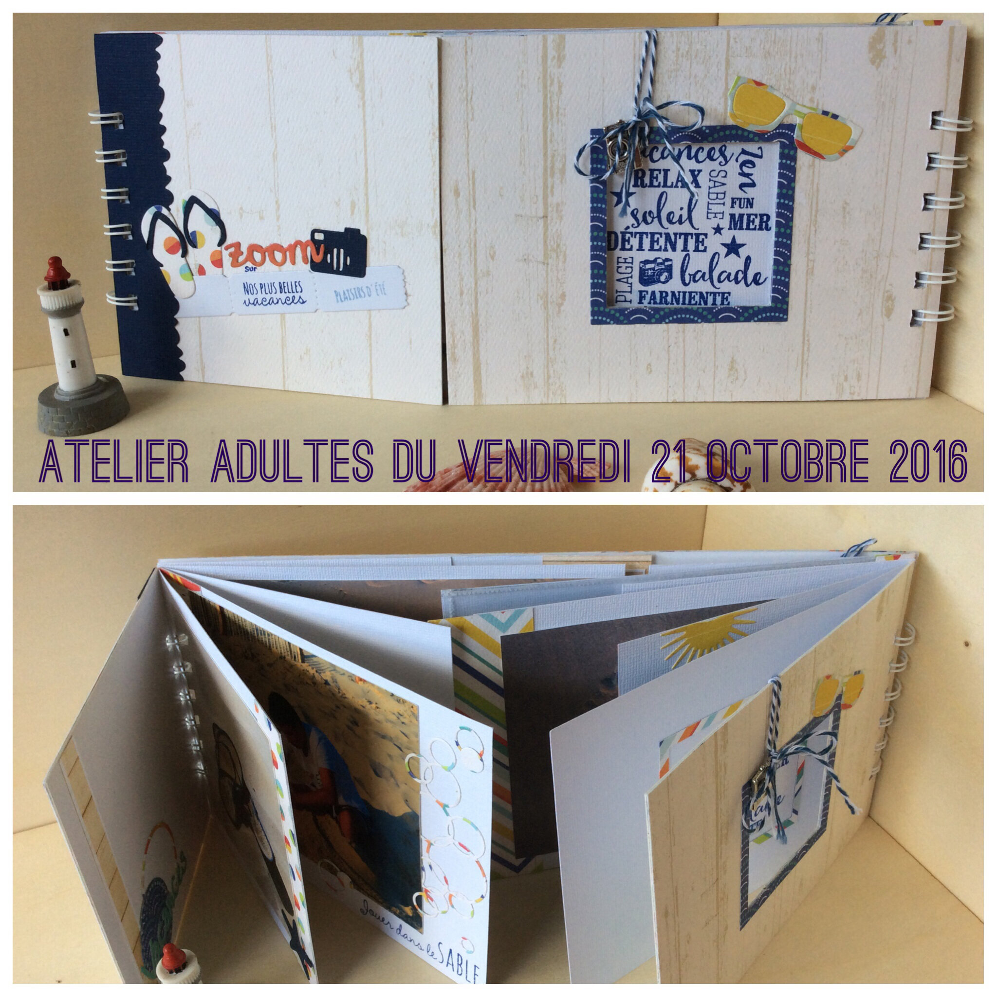 Atelier adultes du vendredi 21 octobre 2016