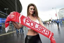 Supportrice pologne 3