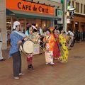 Kobe : scène de rue (Chinatown)