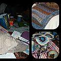 Tricota... crocheti... papotons !!!