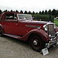 Armstrong siddeley hp/25 tickford drophead coupe-1936
