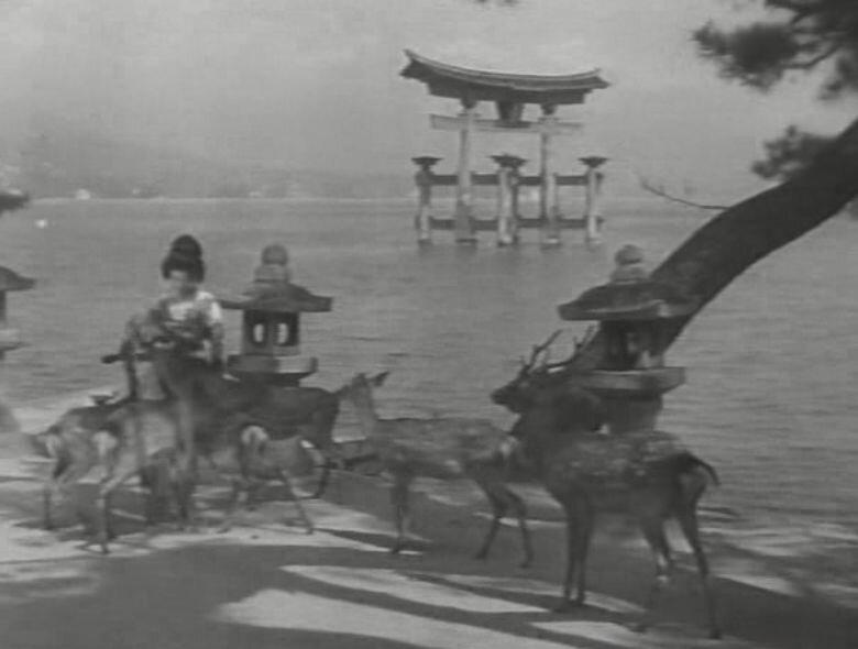 CanalBlog Cinema Setsuko Hara Atarashiki Tsuchi007