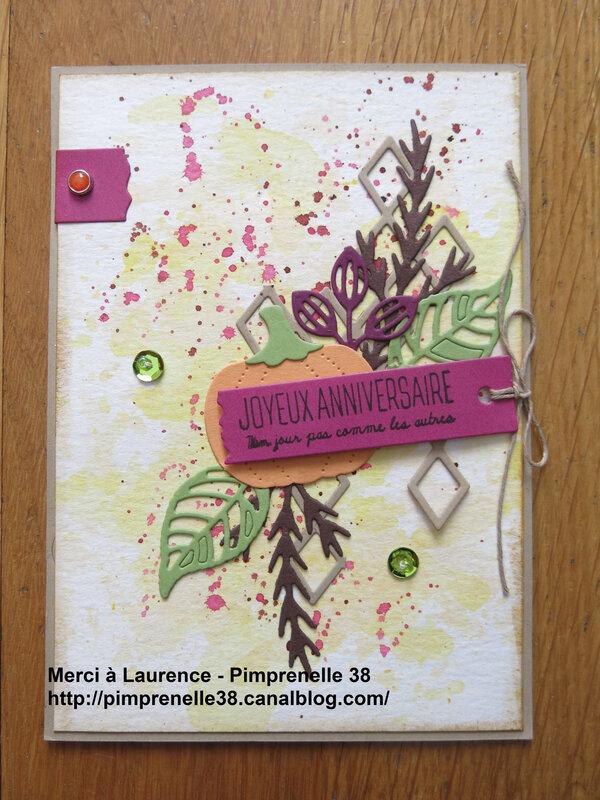 Courrier de Laurence - Pimprenelle 38 - Novembre 2018 - 01 b